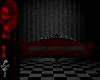 {Rai} DarkRed Sofa