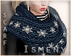 [Is] Winter Scarf Blue