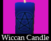Wiccan Blue Element Cdle