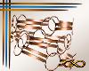 [CFD]4S-F Brace Bronze