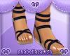 *B*kids navy sandals