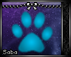 (: PawPrint .:Blue:.