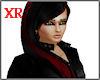 Aamina Black Red