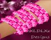 [CL] Pink bracelt L