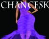 Purple Lacy BBXL
