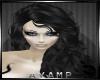 Black Morgana Hair