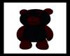Gothic Cuddel Teddy Bear