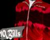 Palms Red Tye Dye Jacket