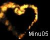 Corazón  stiker