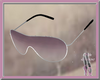 *AN* Purple Sol Glasses