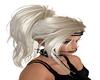 Rhonda~Blonde ponytail