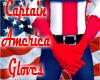 Captain America Gloves