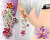 Yumi Flowers Earrings