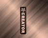 Creator Badge Sticker