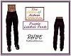 RHBE.PurpleLeatherPants