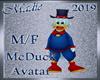 !a Avatar McDuck M/F