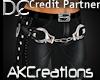 (AK)Cuff'm belt male