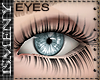 [Is] Dazzling Blue Eyes