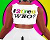 2Crew Who? Vest