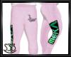 Kids Dva Pink Pants