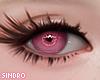 視線. Sakura.