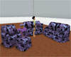 [AR]Purple 3 piecesuite