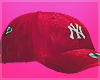 New Era Fitted Cap Pink