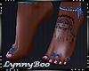 *Sioux Feet