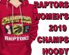 Raptors 2019 Champs W