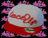 lace up fitted cap