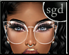!SGD Clear Glasses 2