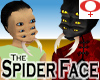 Spider Face -Womens v1b