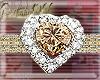 DB Heart Elegance Ring