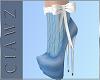 💐 Danica Blue Pumps