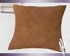 Leather Throw Pillow 02