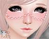 Y' Face Pearls Pink