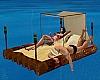 Polynesian Tiki Raft