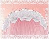 Rose Headband |White