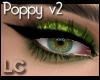 LC Poppy Flirty Emerald