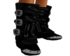 EL biker boots m/fm