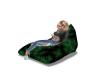 Kush Crib Bean Bag Chair
