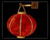 Bronze Geisha- Lantern