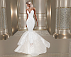 Wedding White Lace Gown