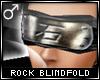 !T Rock blindfold [M]