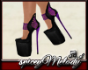 Blk/Purple Platforms