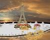 New Year under Eiffel
