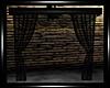 -S- Black Curtains