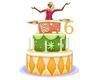 IMVU 9th Annivers. Cake