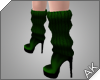 ~AK~ Winter Boots: Green