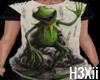 Zombie Kermit Top (F)